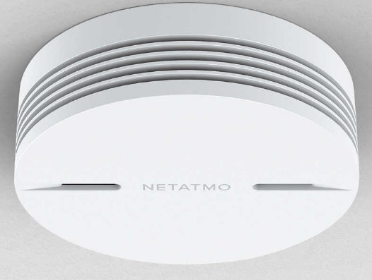Netatmo Smart Smoke Alarm