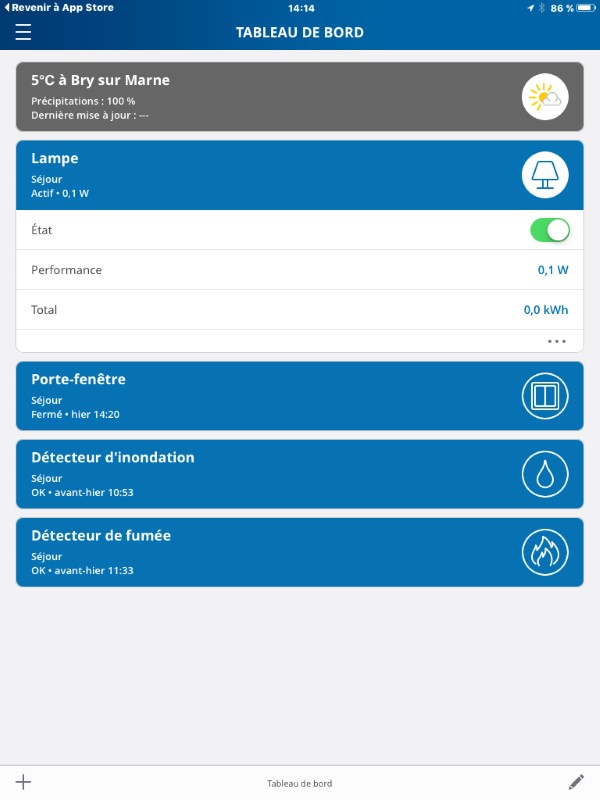 Devolo Home Control (app iOS)