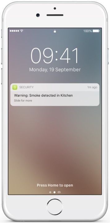 Smart Smoke Alarm (application)